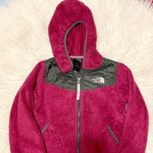 Girls The North Face (5) Maroon